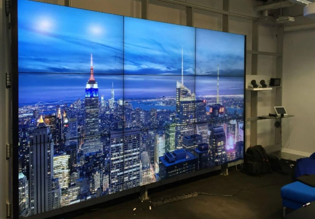 conoce los beneficios de video wall