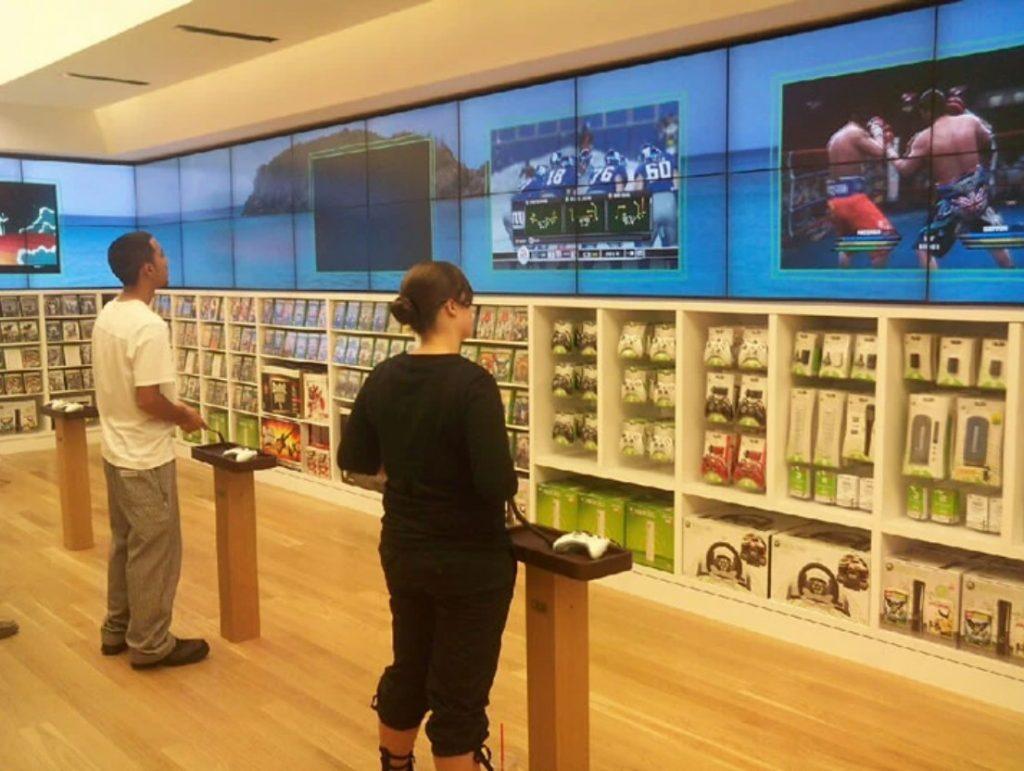 ventas con digital signage y video wall