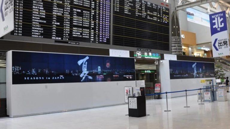 señalizacion digital aeropuertos