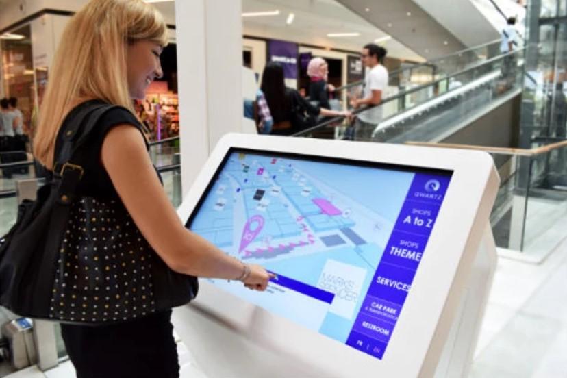 señalizacion digital software touch