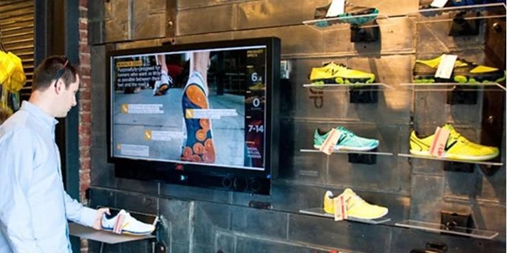 usando digital signage para mejorar las ventas
