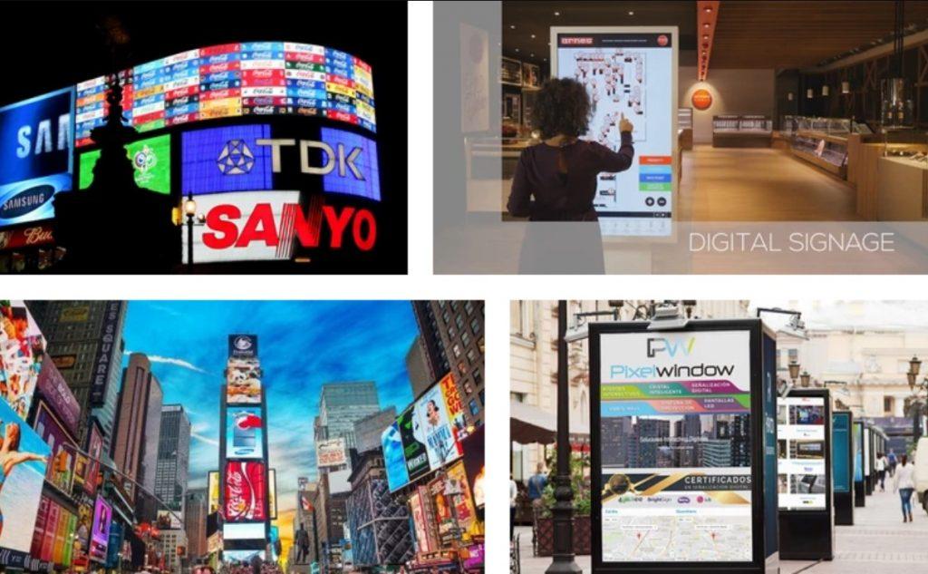 cuenta una historia eficaz con digital signage
