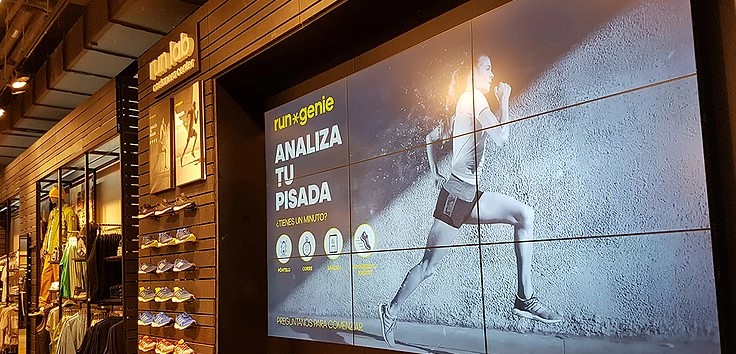 como funcionan video wall y digital signage